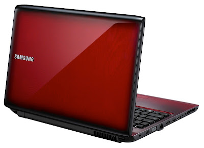 Samsung Launches R580 Notebook Review