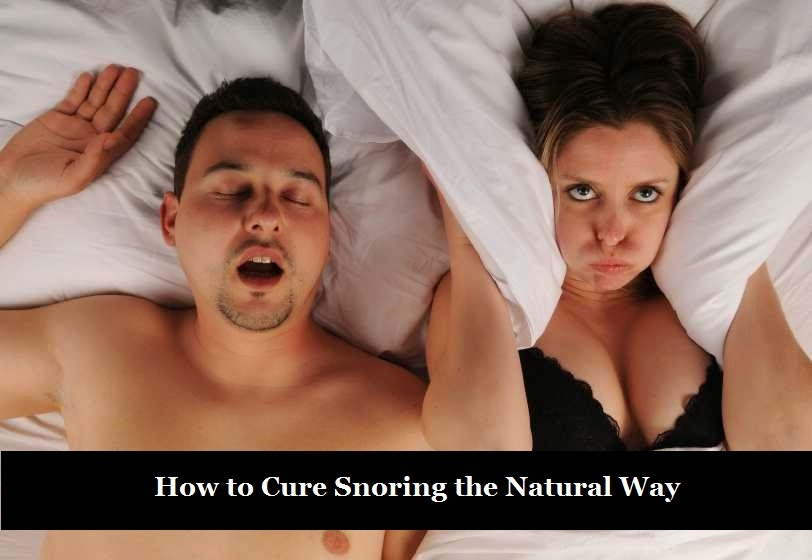 How to Cure Snoring the Natural Way