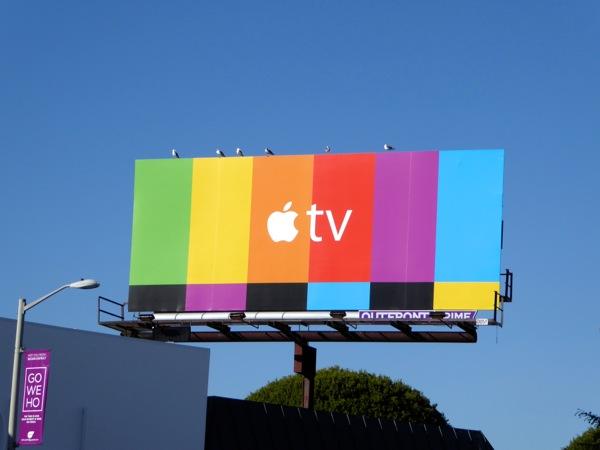 Daily Billboard: Apple TV billboards brightening L.A.'s ...