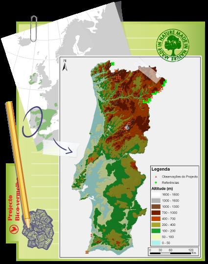 WebSIG - MAPA DE DISTRIBUIÇÃO
