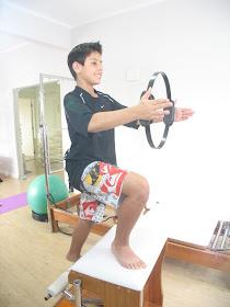Pilates para Adolescentes