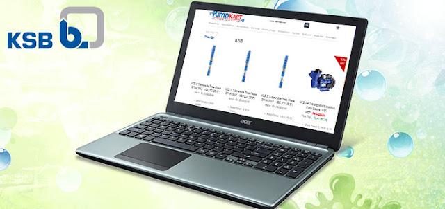 KSB Pump Dealers Online | Buy KSB Pumps at lowe prices, India - Pumpkart.com