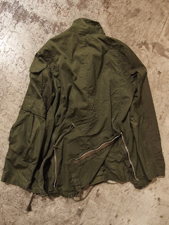 rebuild by needles bdu peaked lapel jacket