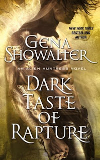 Review: Dark Taste of Rapture by Gena Showalter