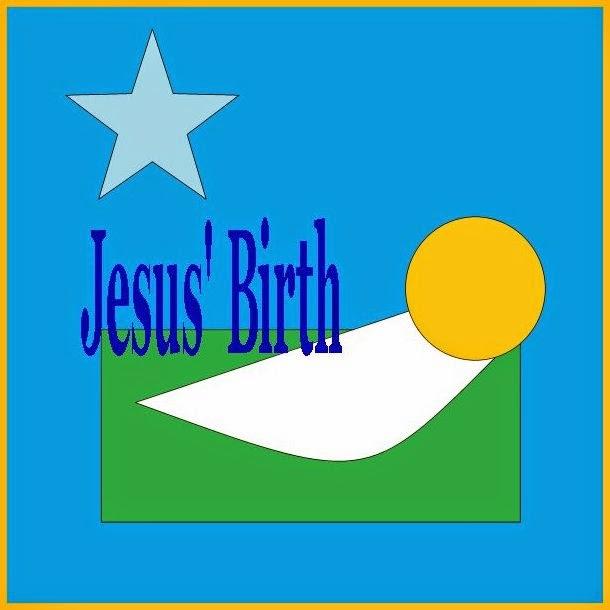 Jesus on Cradle