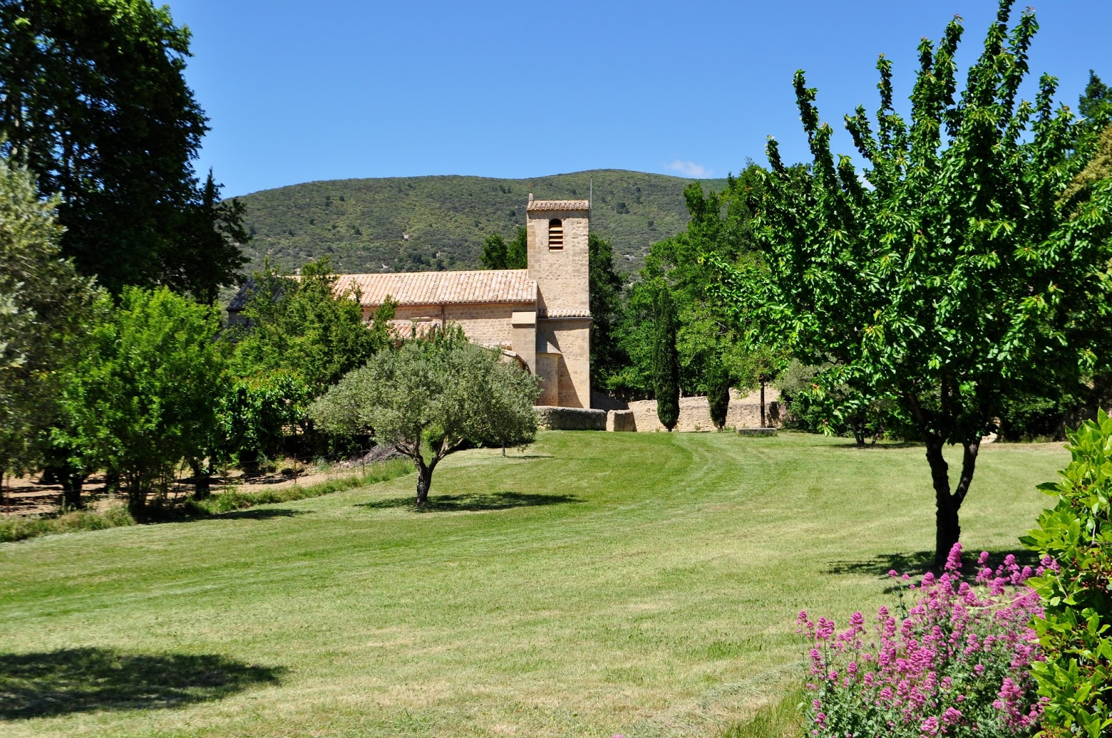 Our house in provence vaugines a marcel pagnol village for Provence home