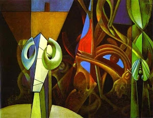 Max Ernst 1891-1966, Design of Nature 1947