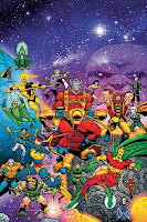 Jim Starlin's Death of The New Gods