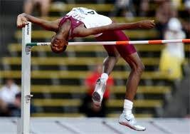 記録 走り高跳び 世界