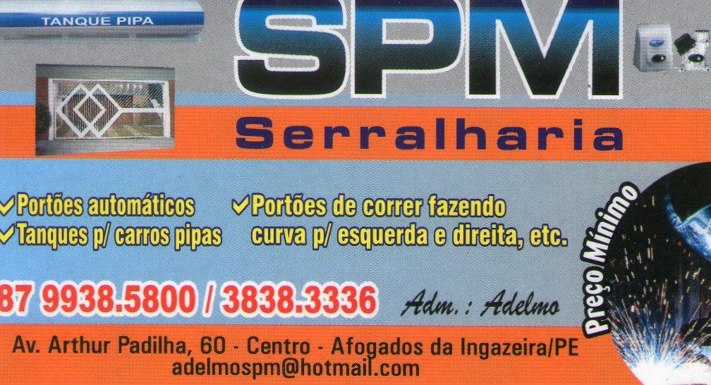SPM Serralharia