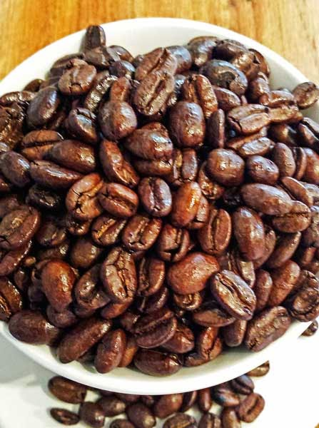 Sumatra Mandheling Coffee by Coffee Direct