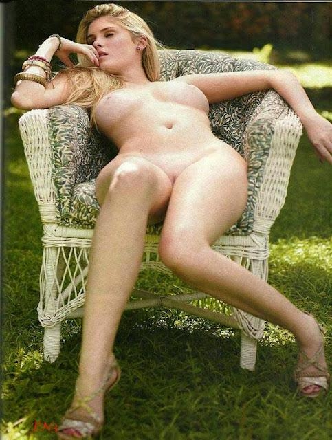 FotosNua.Com Barbara Evans nua pelada na Playboy