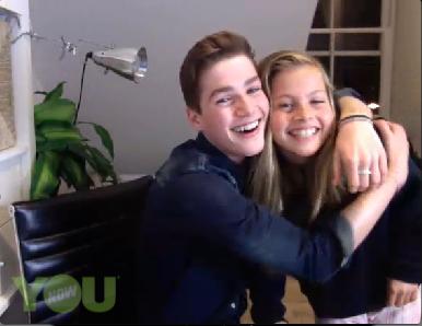 Jack And Finn Harries Girlfriend Emmy Harries