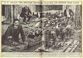 H.G.Wells ya jugaba como nosotros....