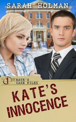 Kate's Innocence by Sarah Holman (5 star review)