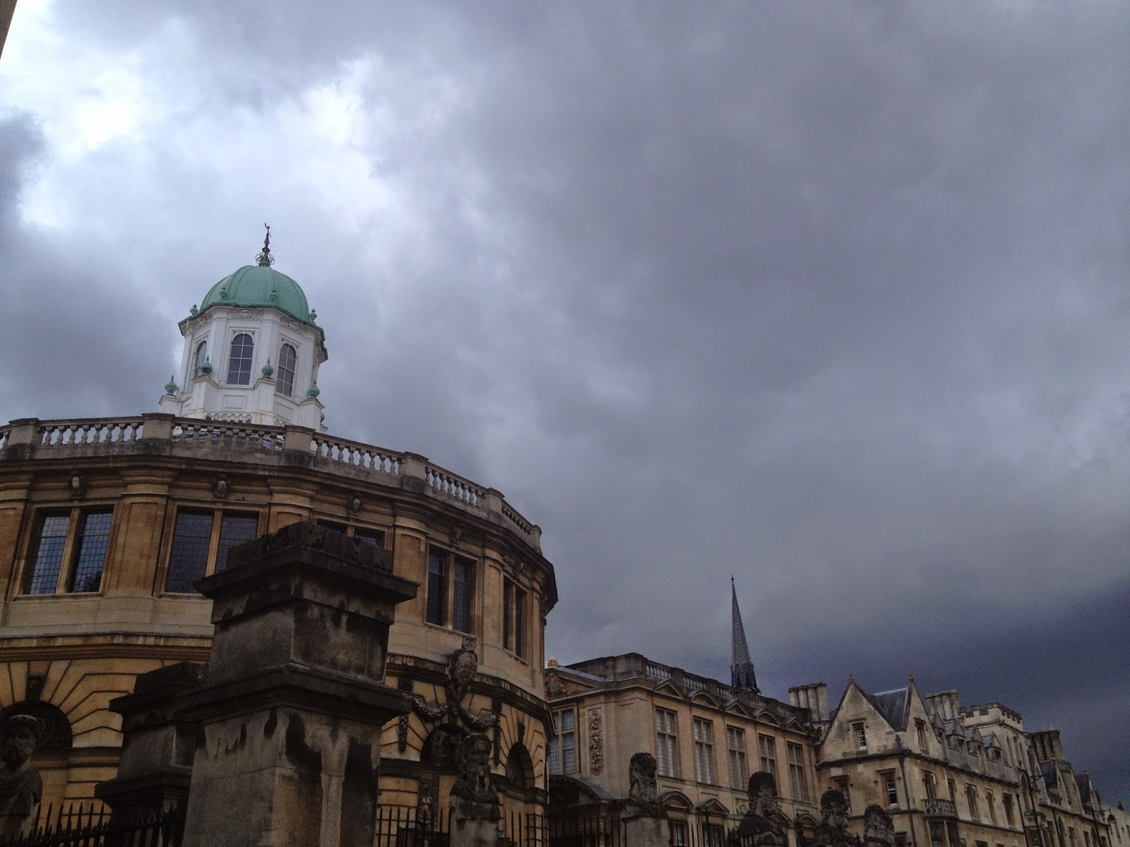 Sheldonian Oxford (photo credit: http://researchandramblings.blogspot.com/)