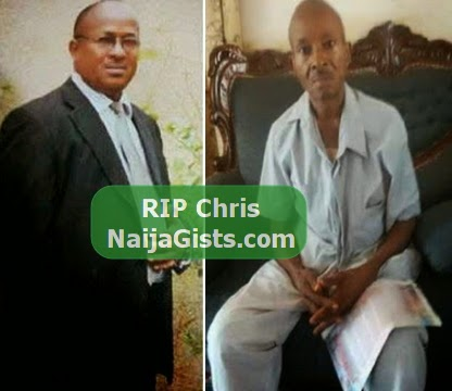 nollywood actor dies 2014