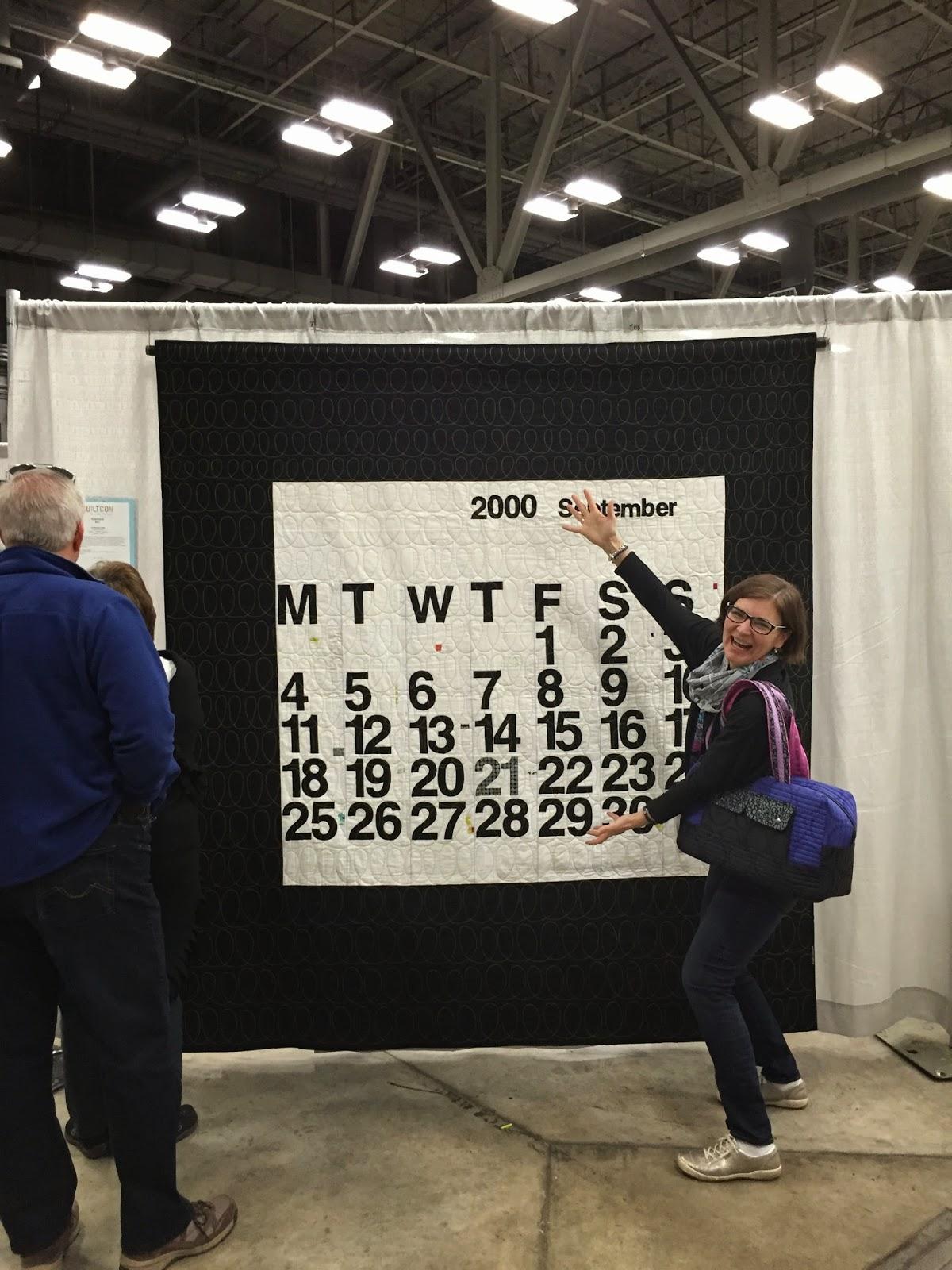 Anniversary Quilt by Katrina Hertzer, Nizhoni Workshop, Calgary, Alberta, Canada
