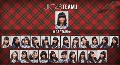Setlist Terbaru Dewi Theater JKT48, Jadikan Devi Kinal Putri Sebagai Kapten Tim J