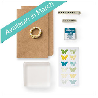 Paper Pumpkin March Kit
