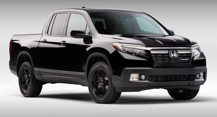 2017 ridgeline is honda s new soft pickup truck updated gallery. Black Bedroom Furniture Sets. Home Design Ideas