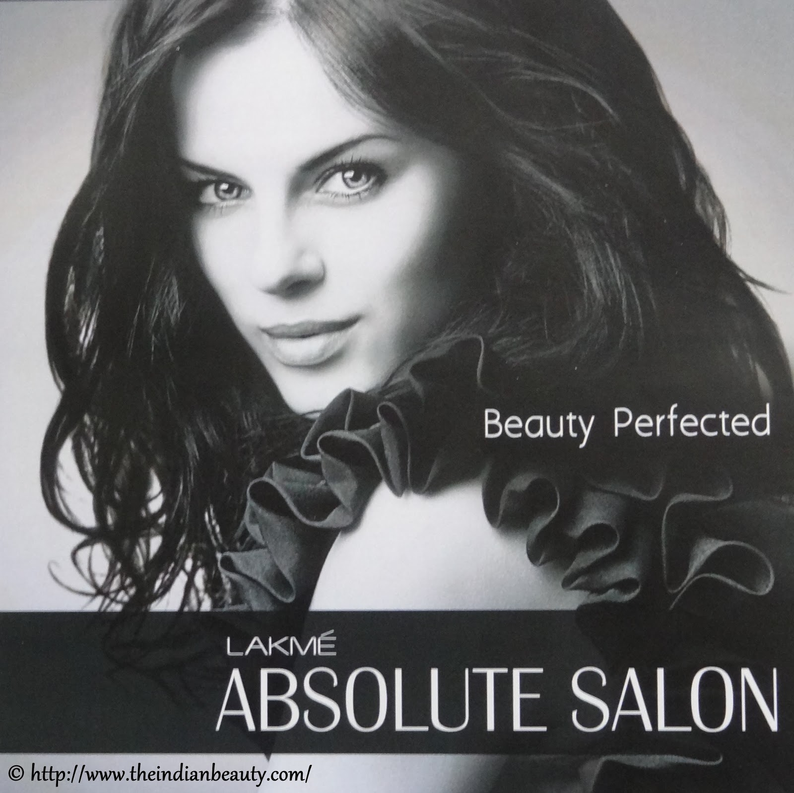Lakme absolute salon experiential the indian beauty blog for Absolute beauty salon