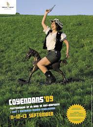 Affiche Coyendans 2009