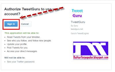cara mengirim pesan lewat twitter