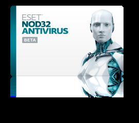nod 32 бета версия: