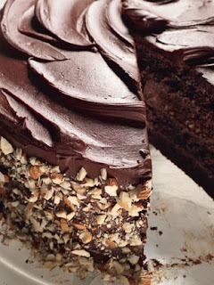 Yummy Chocolate Cake Caramel Custom