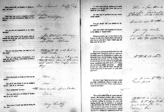 Olive Tree Genealogy Blog: Peter Robinson Settlers Survey Responses1823-1825 online