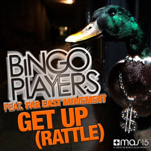 Bingo Players Album Bingo Players Get up Rattle