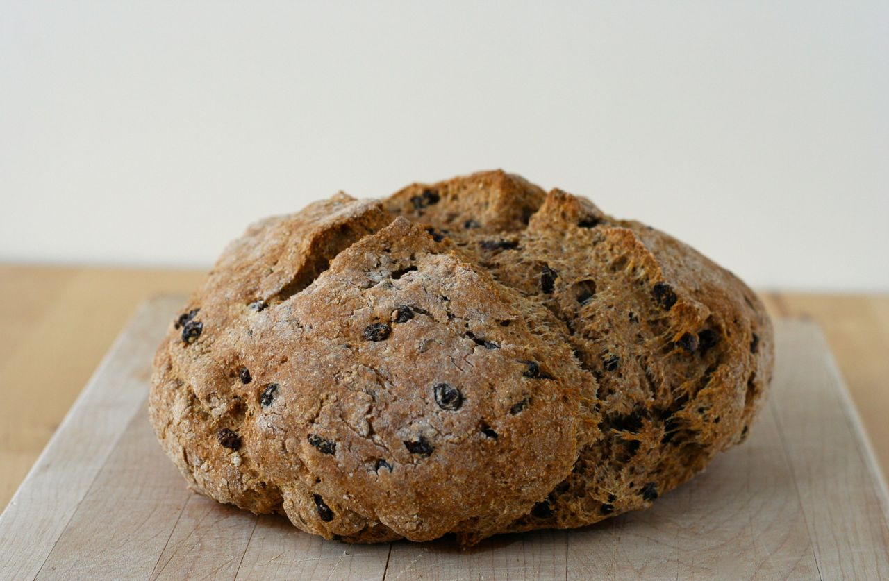 Whole-Wheat Irish Soda Bread - Craving Greens