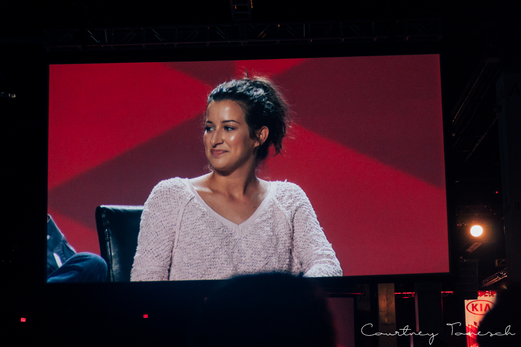 VidCon 2015 Ali Speed