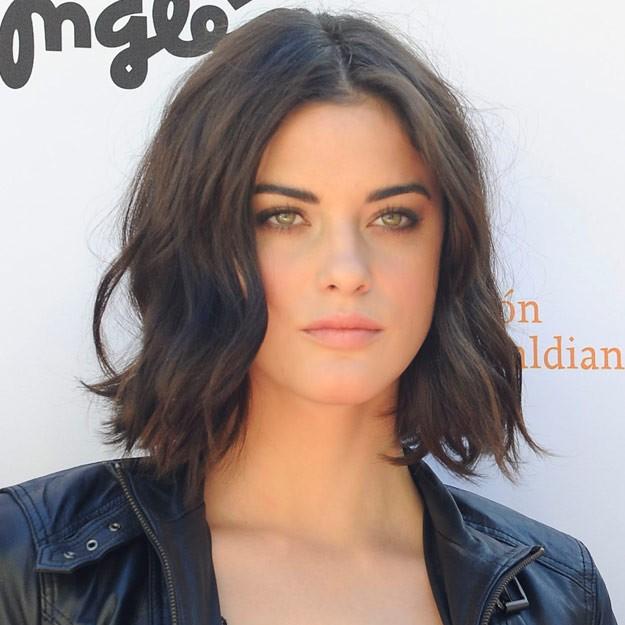 La moda en tu cabello cortes midi la media melena del 2015 - Corte de melenas ...