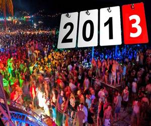 Biggest Parties in the World in 2013