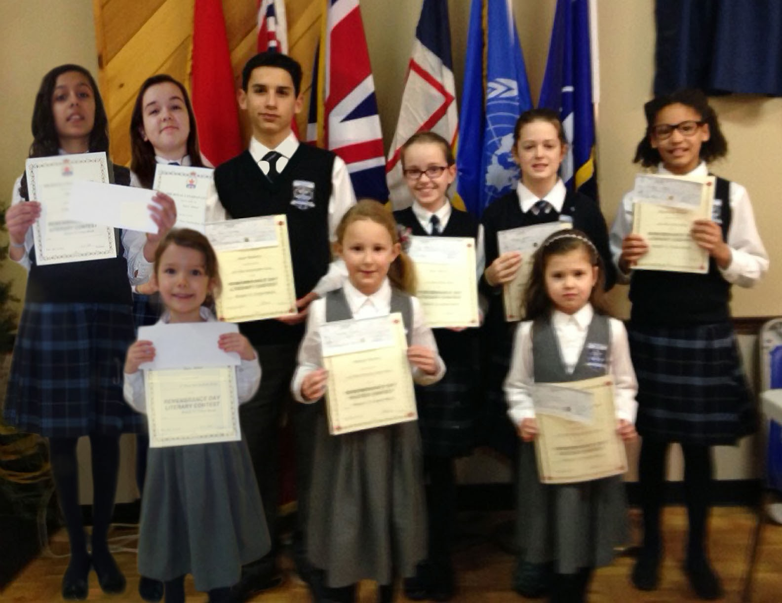 remembrance day essay winners