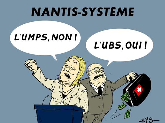 Le FN et la Suisse