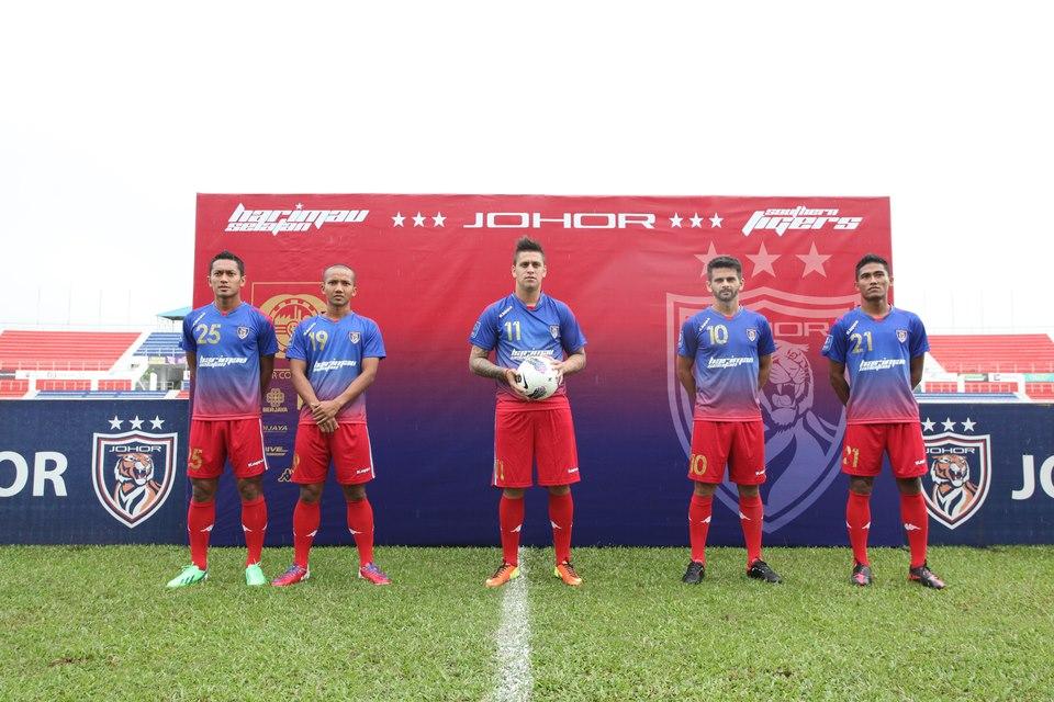 Pemain import baru Johor Darul Takzim