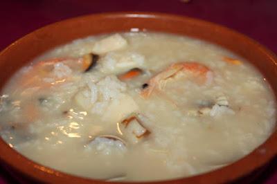 Sopa De Marisco De Mamá