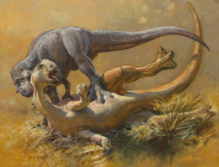 Domain Of The C Rex Paleo Interview 6 James Gurney