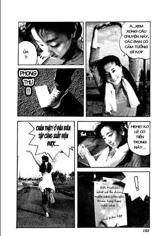 Malisa(Hội Mắt Nai) chap 4 - Trang 38