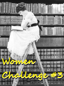 Women Author Reading Challenge 2015