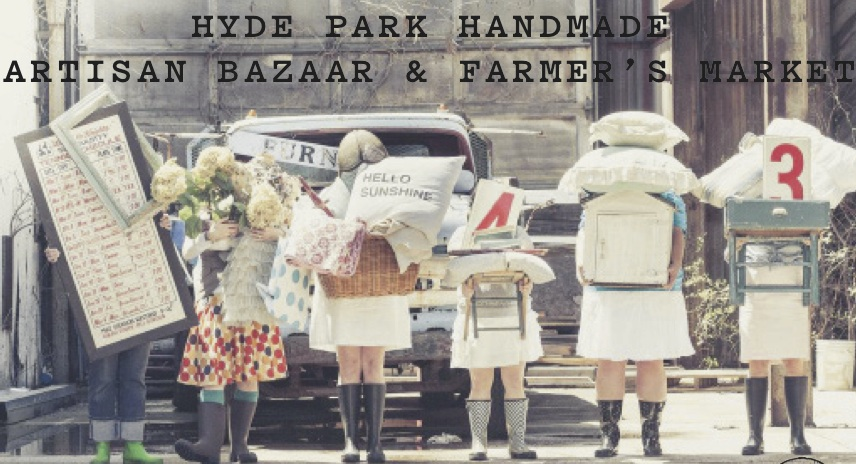 Sunday February 28th: Hyde Park Handmade Artisan's Bazaar & Farmer's Market