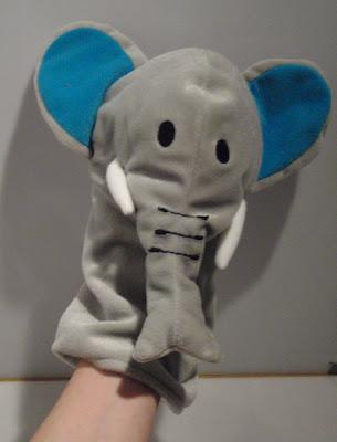 Elefántos báb