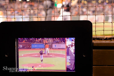 Shannon Hager Photography, AT&T Park, San Francisco Giants, Lexus Dugout Club