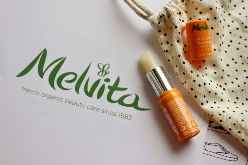 New Melvita Lip Balms for 2015
