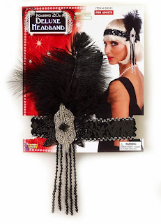 Flapper Deluxe Adult Headband