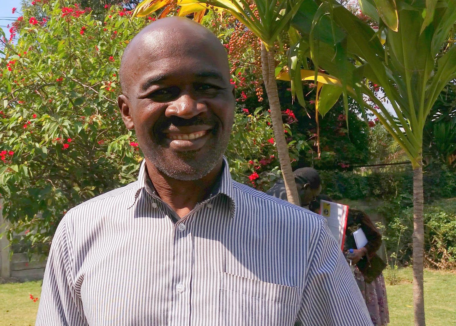 Mr Masimba Manyanya