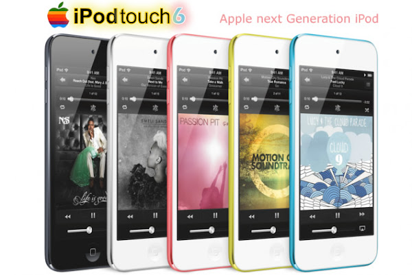 new iPod touch 6th Generation Release Date, Price, Features, Specs 2014